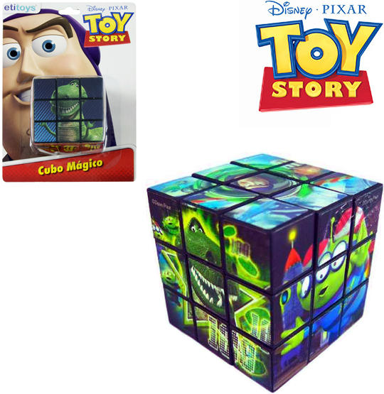 CUBO MAGICO TOY STORY 5,5CM