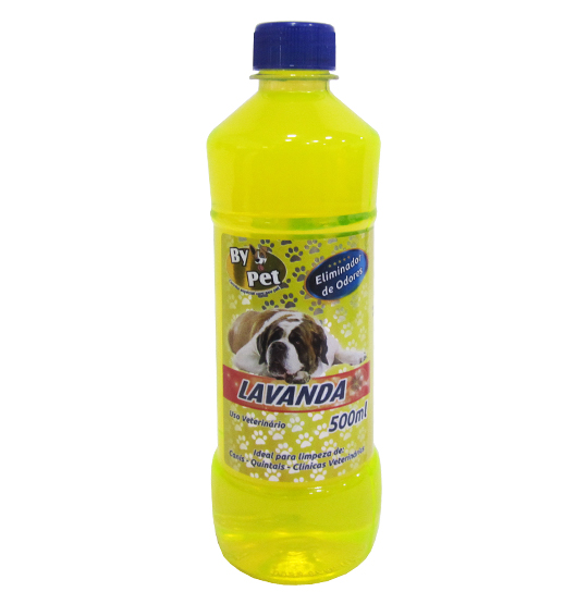 ELIMINADOR DE ODORES PARA PETS LAVANDA BY PET 500ML